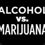 alkohol vs. cannabis