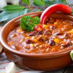 Chili con carne weed